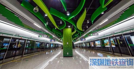 成都地铁4号线二期14座车站内景图(附通车运营时间)