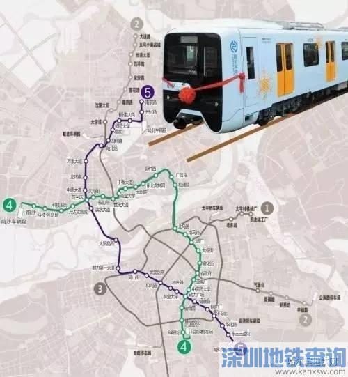 哈尔滨地铁5号线最新进展情况(2017.6)