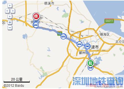 宁波风车公路地址位置在哪里?坐公交、地铁怎么去?