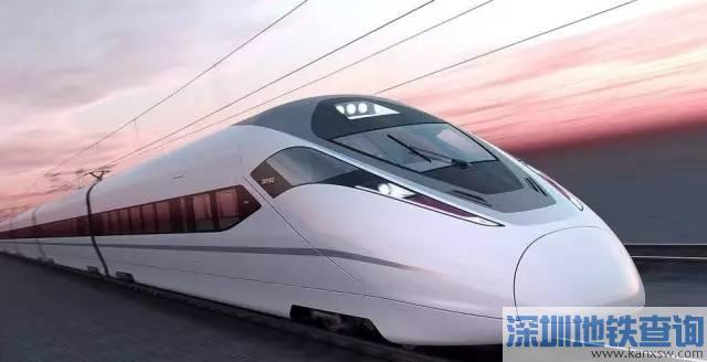深圳人7月起可坐高铁直达佛山 全程仅需40分钟附车次、票价