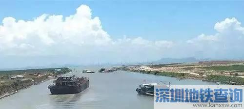 """深圳机场至中山港的""""水上巴士""""本月底将开通"""