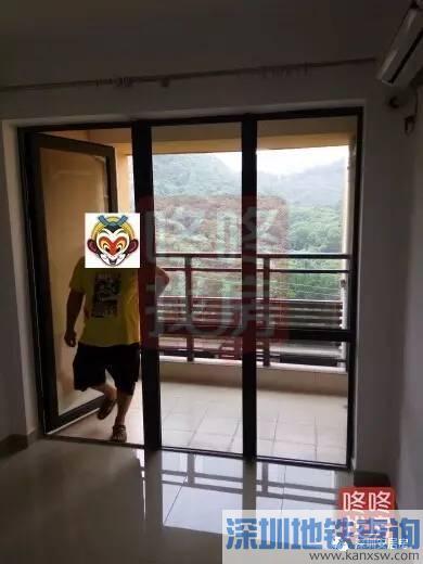 深圳羊台苑二期公租房看房实拍内外景图 户型图图片