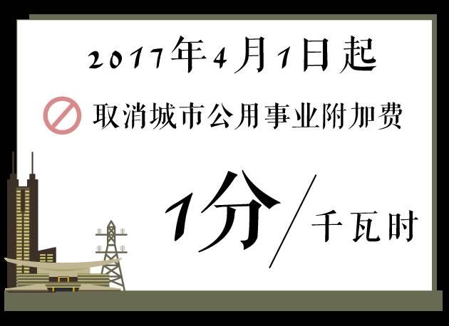 深圳电费每度降价1.39分(附2017最新电价价目表)