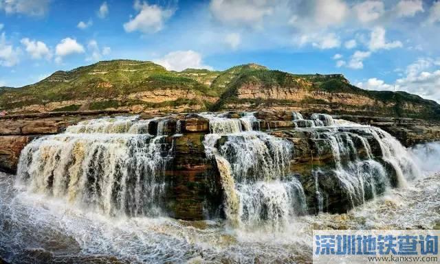 陕西沿黄公路途经哪些区域和地方(市+县)