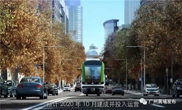 广州轻铁1号线将建在哪里?如何建?好在哪?