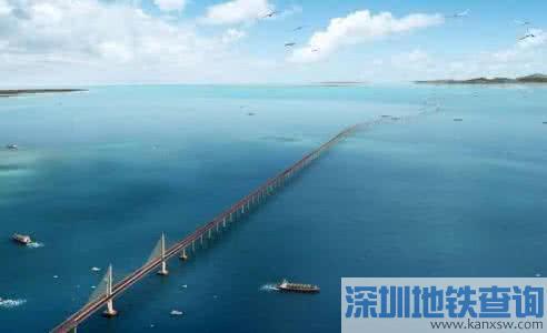 港珠澳大桥什么时间正式通车?申请粤港经港珠澳大桥通行的商务车指标的条件