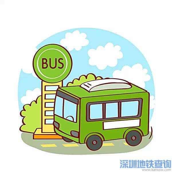 广州多个公交站点2018年1月14日起调整详情一览