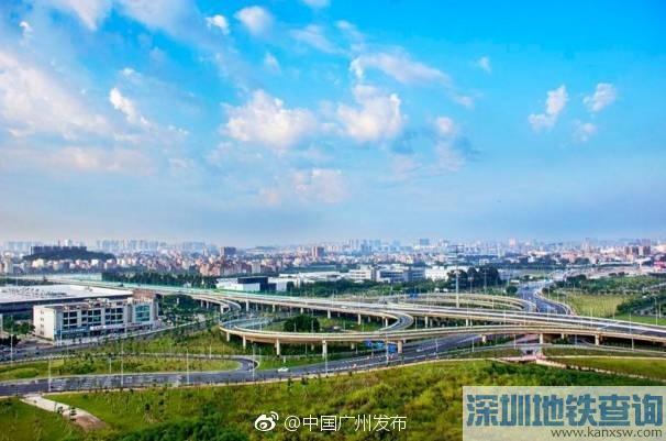 广州北站实现6-8分钟空铁联运 将打造成白云机场T4航站楼