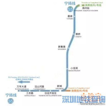 南京地铁S5号线2018年最新进展:计划于2025年以前通车标志色未定