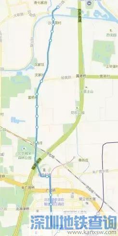 北京公交59路20路等16条线路2018年1月18日起将进行优化调整