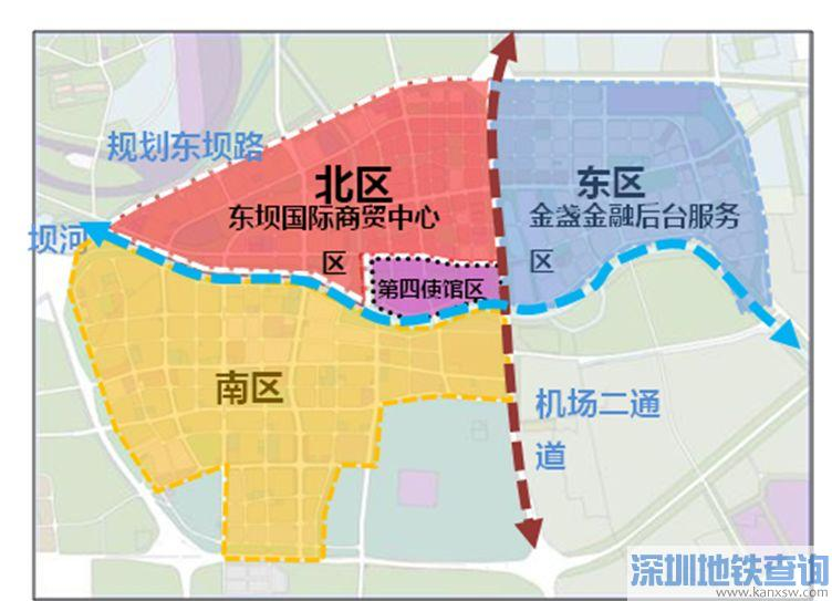 北京地铁12号线最新线路走向图开通时间、及换乘站点
