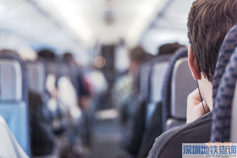 2018坐飞机能玩手机吗?祥鹏、深航表态将开放机上使用手机