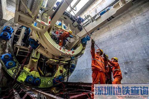 2017广州地铁客流量达28亿人次 成全国第三个破千万城市