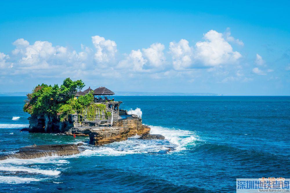 2018年10月30日起广州飞巴厘岛航线加密至每周11班