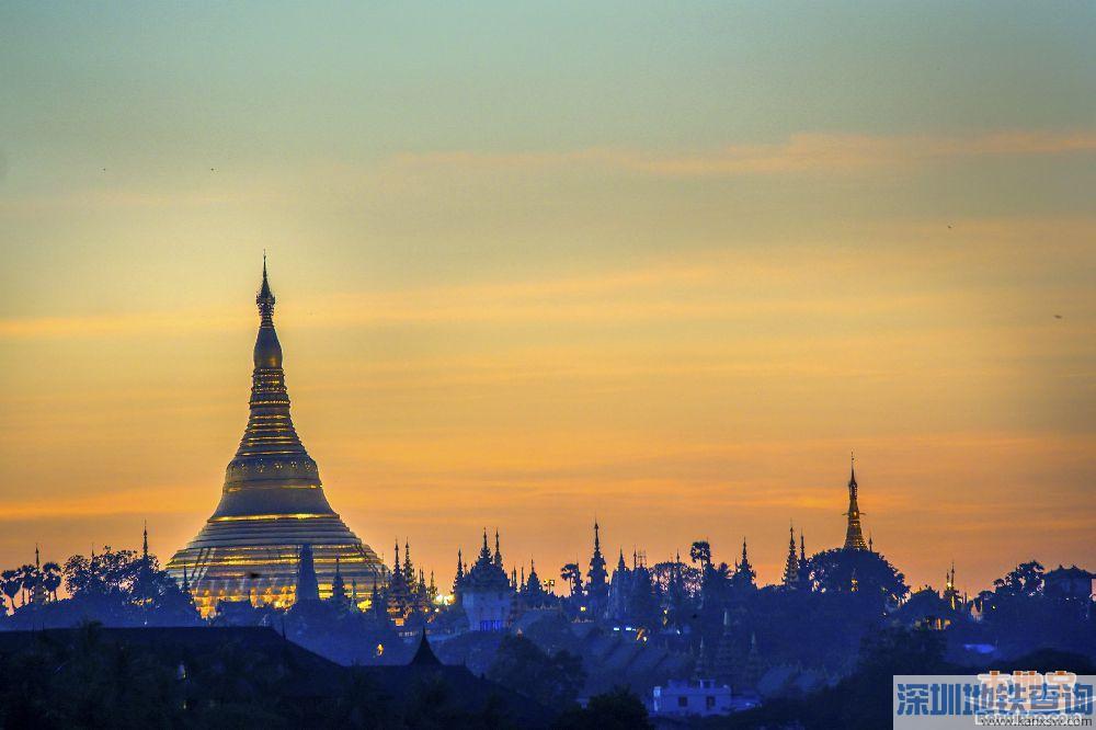 九元航空2018年10月28日开通广州到缅甸仰光直飞航线