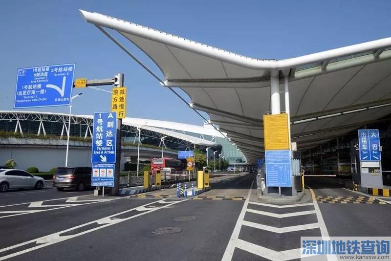 2018广州白云机场T1城际站开始全面施工