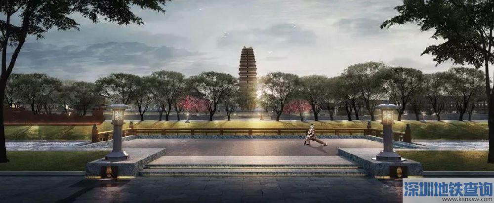 西安小雁塔历史文化片区改造规划