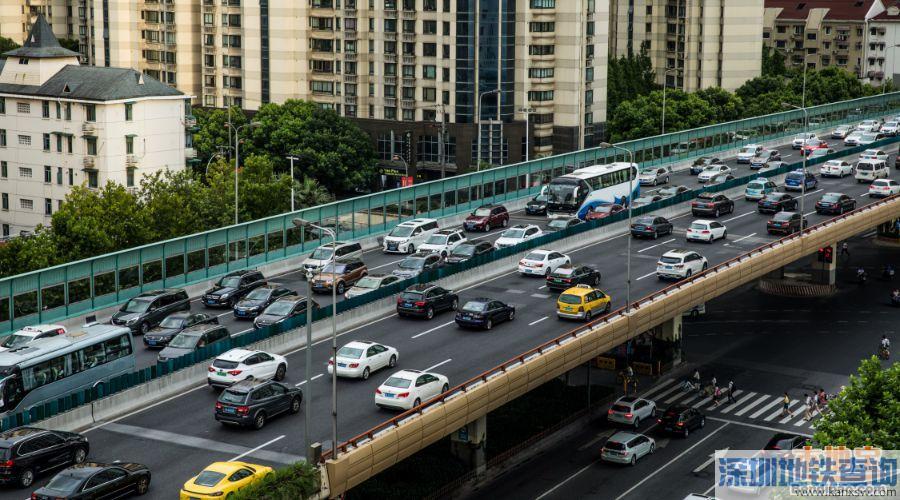 深圳各区交通繁忙道路有哪些?违停会被罚多少钱?
