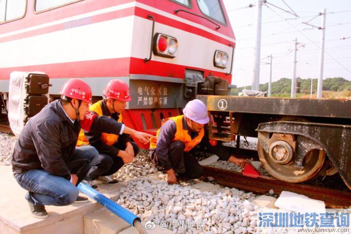 广州地铁21号线2018年2月最新进度:土建完成79%