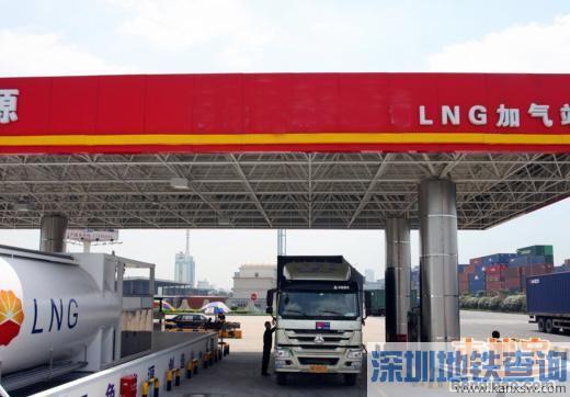 2018深圳燃气汽车加气站一览表(名称+地址+联系电话)