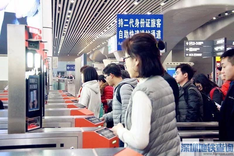 广州南站2018春运乘车指引:客流高峰在15:00-16:00