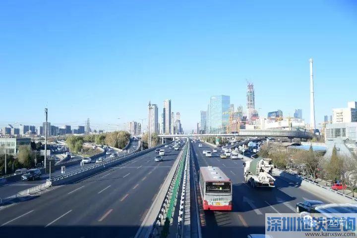北京这些路段2018春节期间实施交通管制,路过请绕行