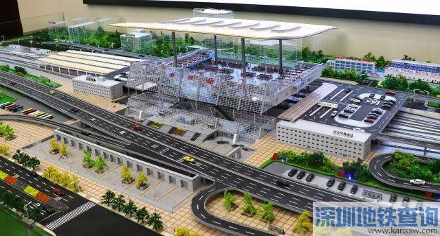 京张高铁清河枢纽站将实现4线换乘 超多细节效果图曝光