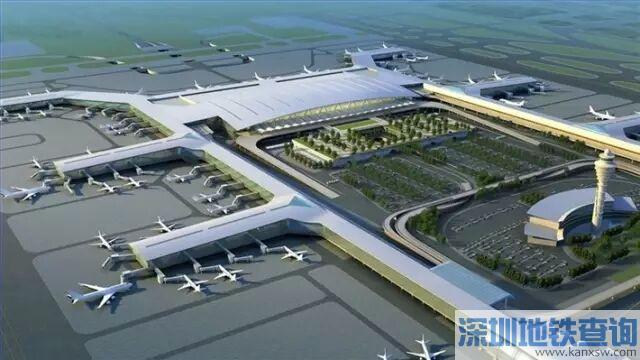 2018广州白云机场扩建工程2号航站楼已通过验收(图)