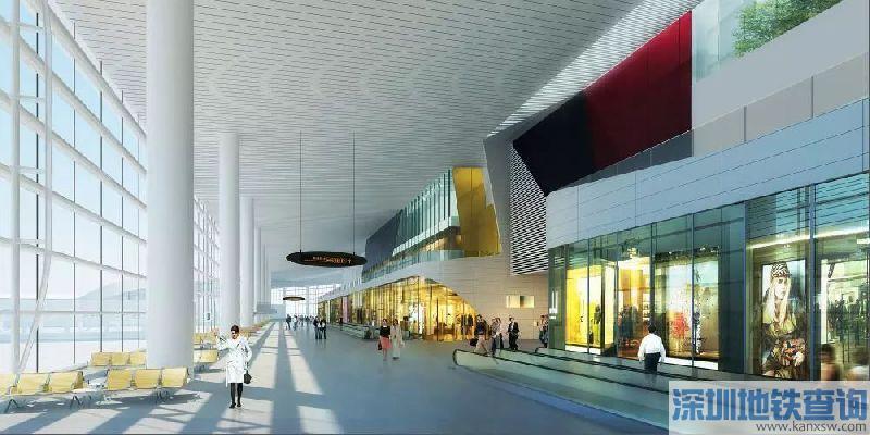 广州白云机场T2航站楼2018年4月26日将正式启用