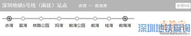 """深圳地铁5号线南延线站后工程进入""""快车道""""  2019年底开通"""