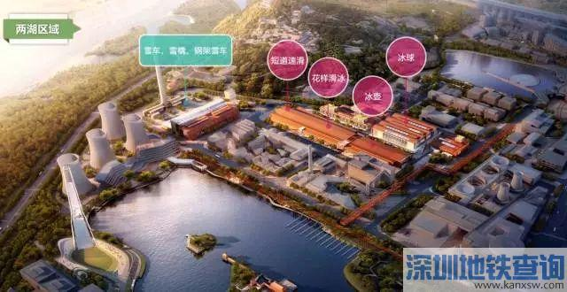 北京新首钢将建设交通新动脉 连通阜石路与西长安街!
