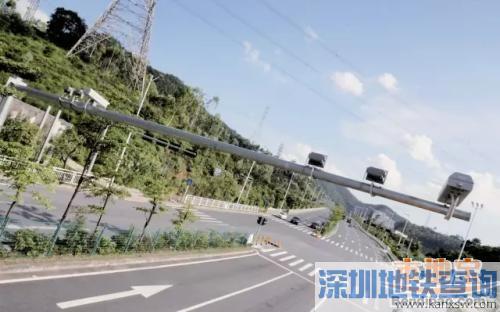 深圳高快速路将实现高清视频监控 新建1371套电子警察