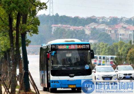 长沙望城公交W212路开通 长沙公交269路开通 附首末班车运营时间、停靠站点、票价