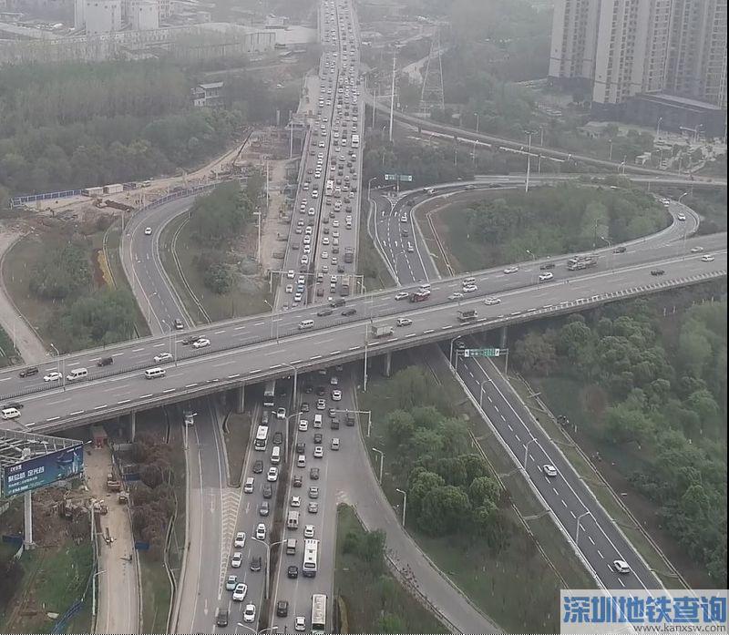 岱黄公路府河大桥加宽改造工程2019年完工