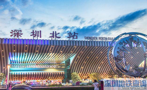 2018五一期间深圳北站加开高铁动车车次一览表