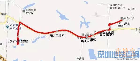 深圳公交高峰专线163号开通 附首末班车运营时间、票价、停靠站