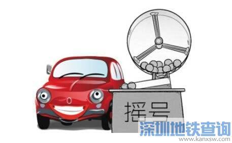 2018年4月广州车牌摇号时间:4月26日