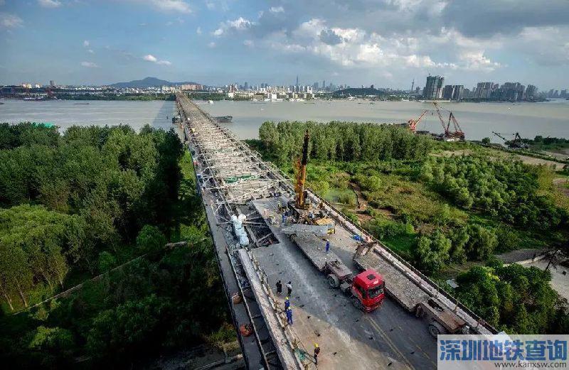 2018南京长江大桥维修进度一览