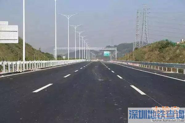 从莞高速(从化至东莞)计划今年9月全线通车 深圳到到广州可省1小时