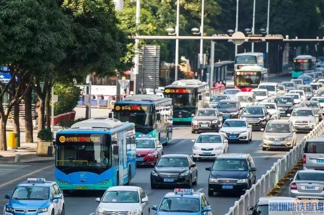 深圳龙华公交M392线等30条4月15日起线路调整 千万别坐错车啦