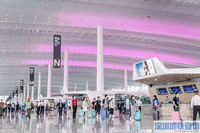 广州白云机场2号航站楼2018年4月14日举办千人大演练