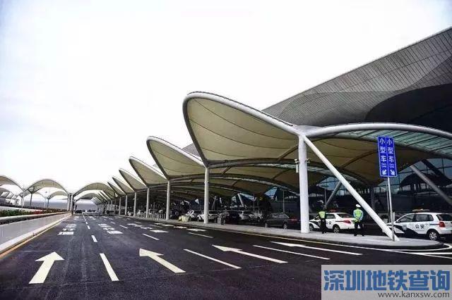 2018广州白云机场华南最大综合交通中心4月26日正式启用