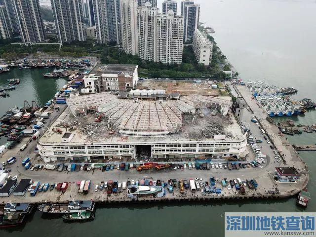 深圳蛇口渔人码头旧改预计6月开工 详细规划图流出!