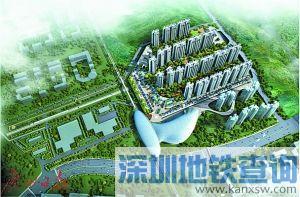 广州地铁21号线镇龙站将接入穗莞深城际