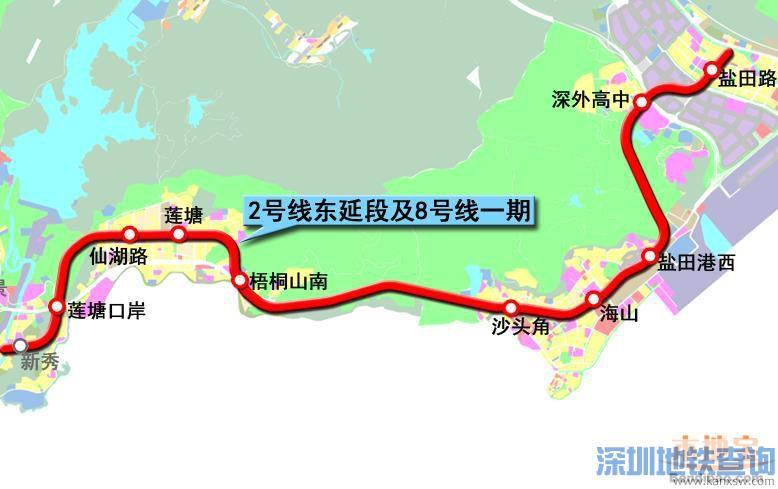 深圳地铁8号线建设取得重大突破 首个盾构区间5月13日实现贯通