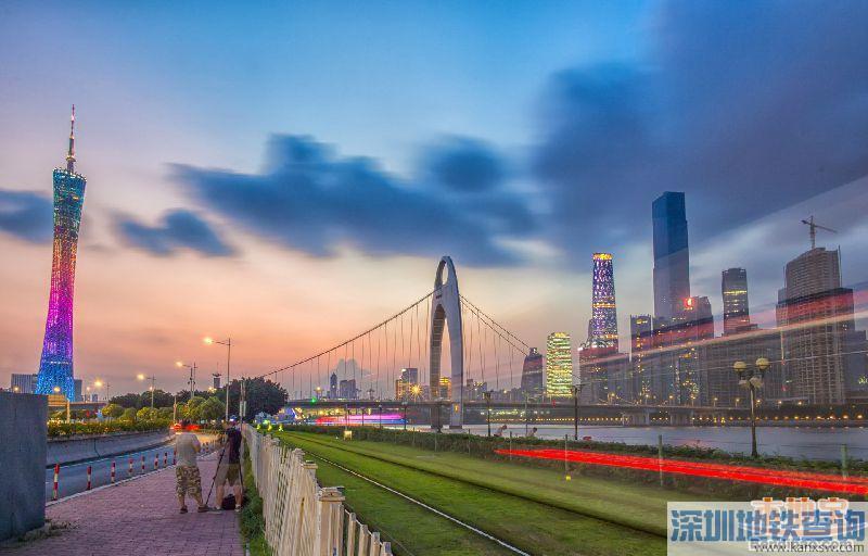 广州轻铁2号线线路图及站点一览(持续更新)