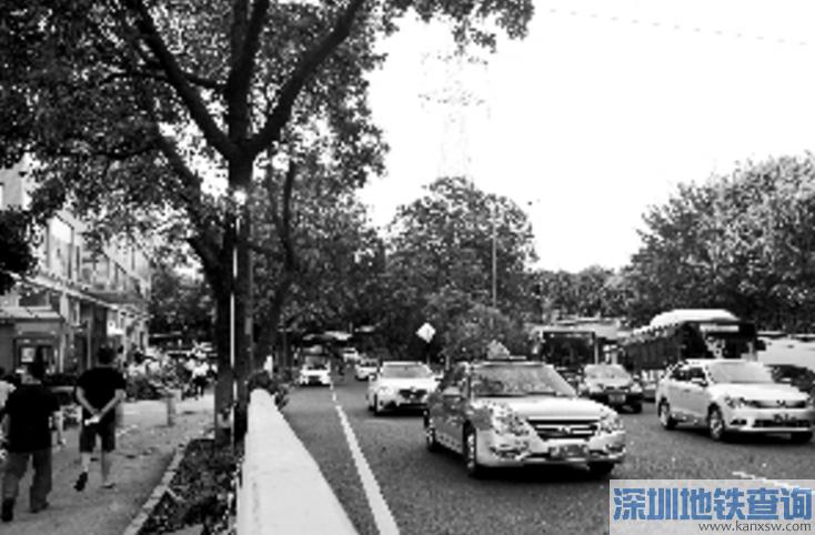 广州科韵路地陷路段2018年5月14日恢复通车