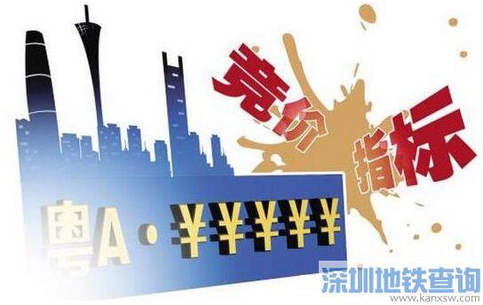 2018年5月广州车牌竞价保证金最迟什么时候交?