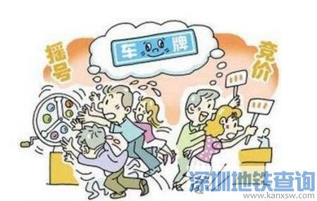 2018广州车牌摇号几个月一次?广州车牌摇号多久摇一次?