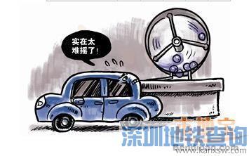 2018外地人在广州参加车牌摇号需要什么条件?